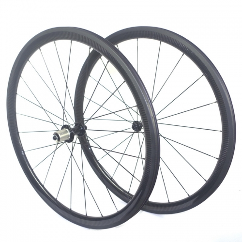 Road bike carbon wheels 35mm 38mm 45mm 50mm 60mmprofile 25mm width wheelset