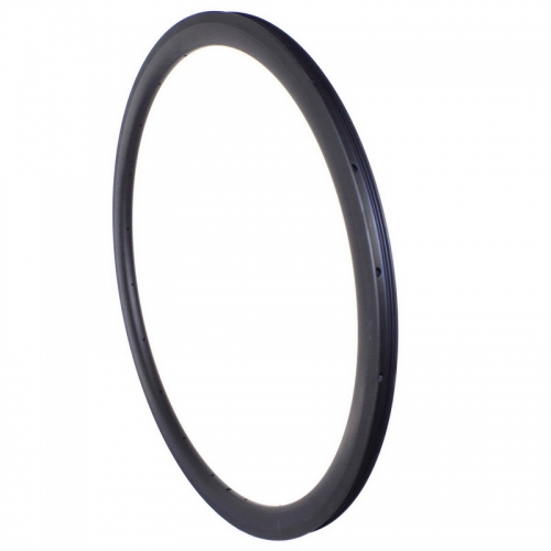 Tubeless road bike carbon rims profile 38mm 50mm 60mm  external width 25mm