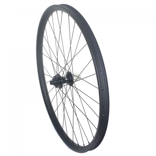 29ER carbon wheels 35mm width hope pro4 hub