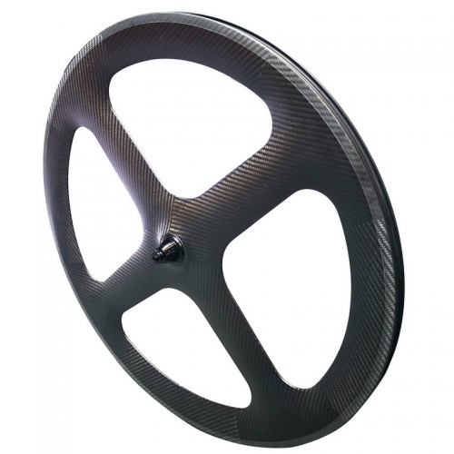 4 spoke road carbon wheels TT bike wheels 25mm width