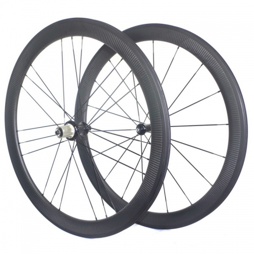 Ceramic hub road carbon wheels clincher 35mm 38mm 50mm 60mm profile 25mm width tubular wheelset