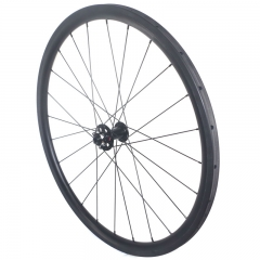 tubular carbon road wheels disc brake 35mm 38mm 45mm 50mm 60mm