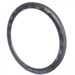 50mm road carbon rims 25mm width clincher tubular tubeless