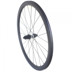 center lock carbon road clincher wheels disc 38mm 45mm 50mm 60mm