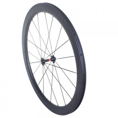 carbon wheels 50mm clincher road bike tubular wheels