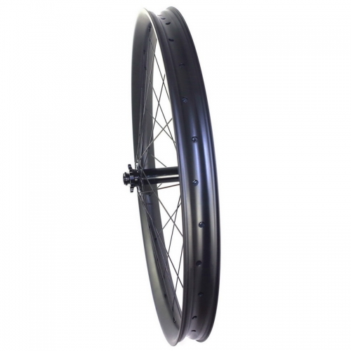 27.5er fat bike carbon wheels 50mm width