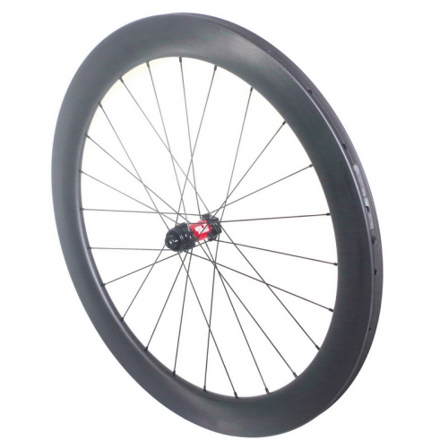 carbon road wheels disc tubular 60mm dt240s