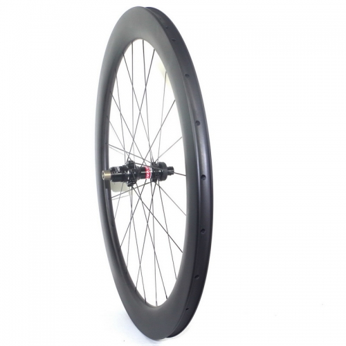Road disc wheels 60mm xdr 12s internal spoke holes clincher or tubular
