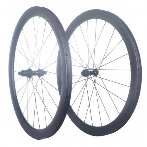 12 speed carbon gravel wheels super light 35mm 45mm 55mm tubeless carbon wheels disc brake